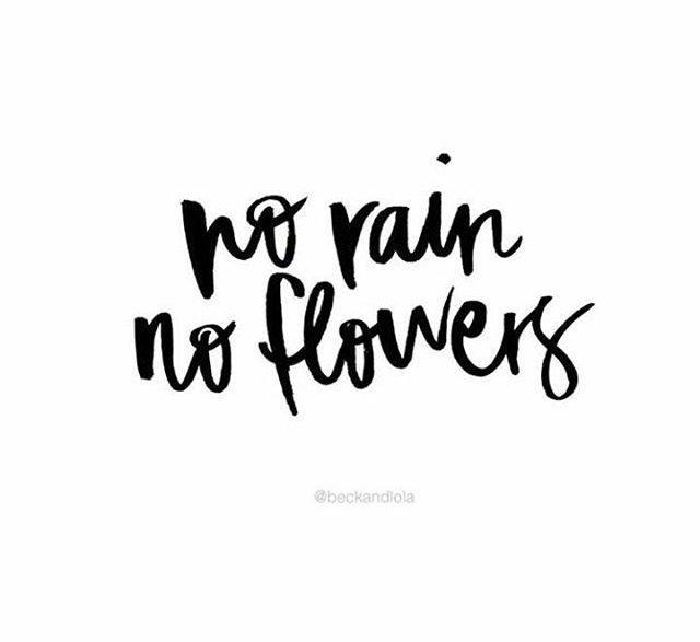 No Rain….