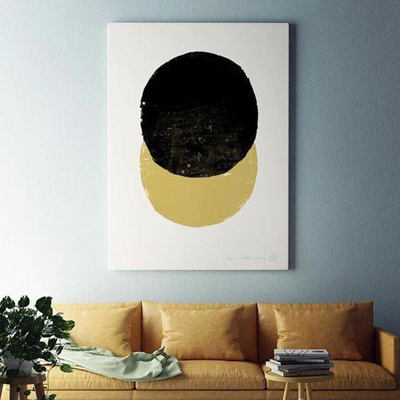Mustard Moon
