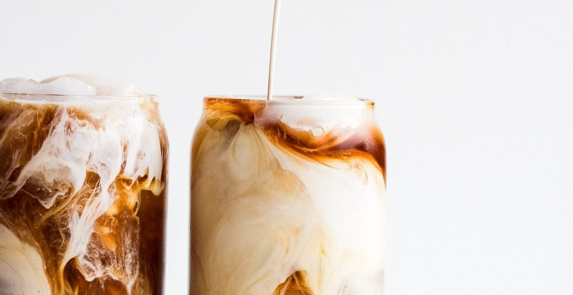 Marbled Cold Brew