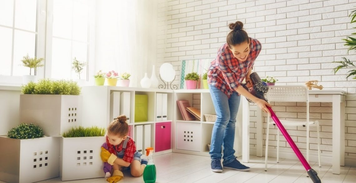 How to Clean Your Room? THE SPRING-CLEANING CHECKLIST